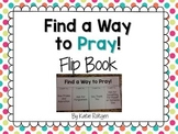 Prayer Flip Book