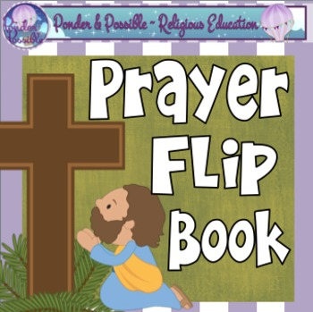 Prayer Flip Book - Interactive