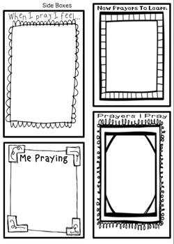Prayer Flip Book {Interactive}