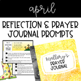 Prayer Journal - April