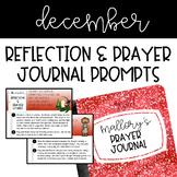 Prayer Journal - December