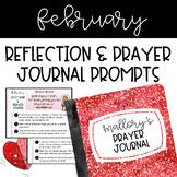 Prayer Journal - February