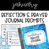 Prayer Journal - January