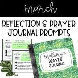 Prayer Journal - March