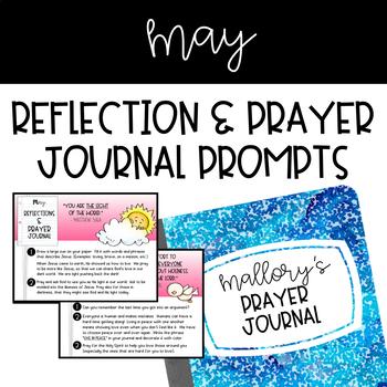 Prayer Journal - May