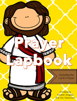 Prayer Lapbook or Interactive Notebook