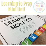 Prayer - Learning How to Pray