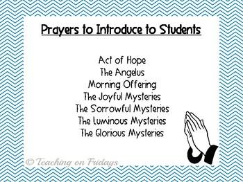 Prayer Packet