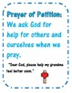 """Prayer Pockets"":  A Unit on Different Types of Prayer"