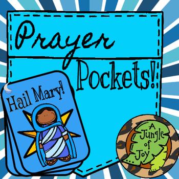 Prayer Pockets: The Hail Mary