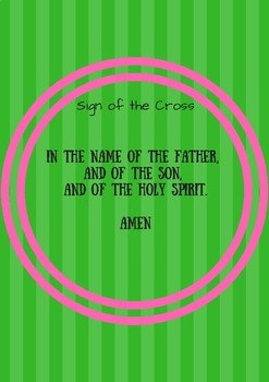 Prayer Posters (Aus)