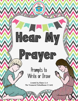 Prayer Prompts to Write and Draw