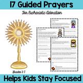 Prayer Reflections for Catholic Kids
