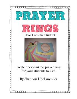 Prayer Rings for Catholic Students