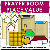 Prayer Room Place Value Clipart