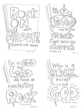 Prayer Service - Rock theme