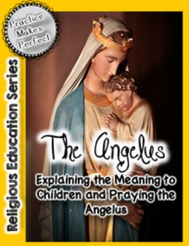 Prayer Religion Resource:  The Angelus