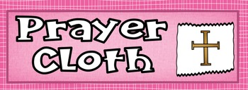 Prayer Word Wall - 28 cards, Pray, Our Father, Hail Mary