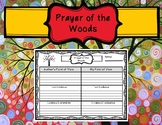 Prayer of the Woods Point of View Graphic Organizer