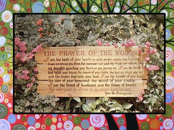 Prayer of the Woods Powerpoint Presentation