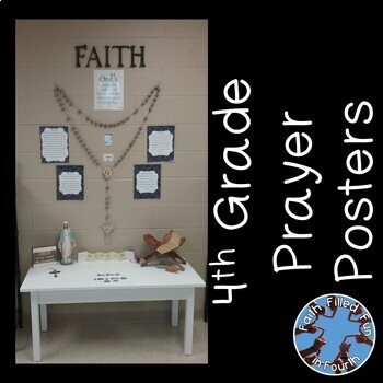 Prayers: Act of Faith, Act of Hope, Act of Love, Morning Offering