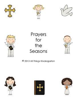Prayers for the Seasons
