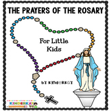 Prayers of the Rosary for Young Children