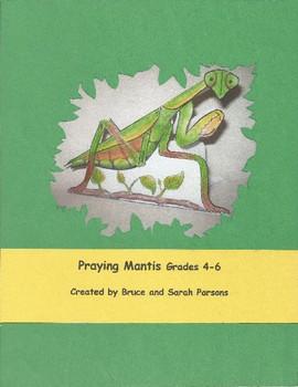 Praying Mantis Lesson