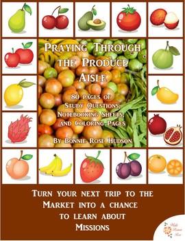 Praying Through The Produce Aisle