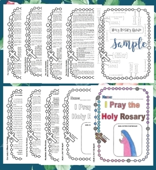 Mysteries of the Holy Rosary BUNDLE