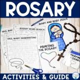 Mary & Praying the Rosary