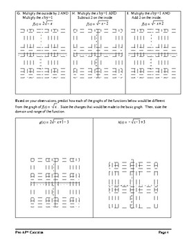 Pre-AP* Pre-calculus, The Complete Course