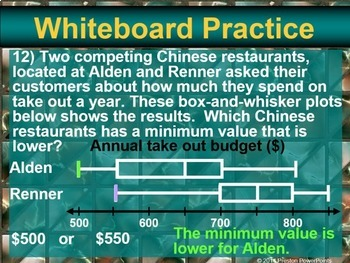 (8th) Variability in a PowerPoint Presentation
