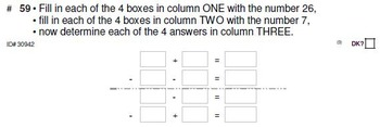 HS [Remedial] Pre-Algebra A UNIT 5:Signed Numbers (4 worksheets; 6 quizzes)