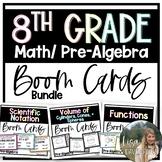 Pre-Algebra BOOM™ Cards- Digital Task Card Bundle