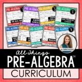 Pre-Algebra Curriculum