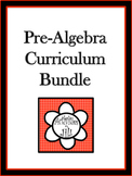 Pre-Algebra Curriculum Bundle (All Year)