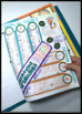 Pre-Algebra Doodle Note Book (full course - UPGRADE version for frequent buyers)