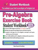 Pre-Algebra Exercise Book: Student Workbook