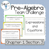 Pre-Algebra: Expressions and Equations with Boom Learning