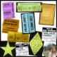 8th Grade Math/ Pre-Algebra Foldable & Activity Bundle for Interactive Notebooks
