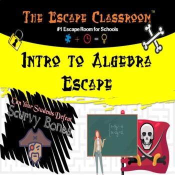 Pre-Algebra: Intro To Algebra Escape Room   The Escape Classroom