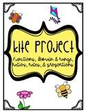 Pre-Algebra Kite Project