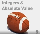 "Pre-Algebra: (NS.1) ""Integers & Absolute Value"" Prezi/iPad Lesson"