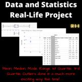 Pre-Algebra Quantitative Data: Evaluating Measures of Central Tendency