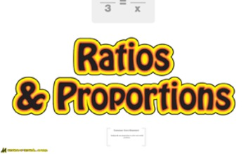 Ratio proportion unit rate teaching resources teachers pay teachers pre algebra ratios and proportions unit 10 preziipad lessons fandeluxe Image collections