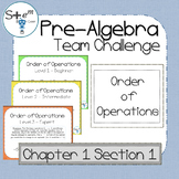 Pre-Algebra: Order of Operations with Boom Learning Digita