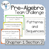 Pre-Algebra: Patterns and Sequences with Boom Learning Dig