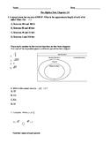 Pre Algebra Test Chapters 1-6