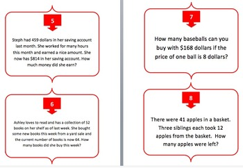 Pre-Alge Word Problem Task Cards and UNIQUE Activity on area of composite figures, area models, area of a trapezoid formula, area of complex figures, area notes, area of a rectangle, area examples, area activities, area of shapes, area and perimeter, area of a figure, area rules, area of a circle,